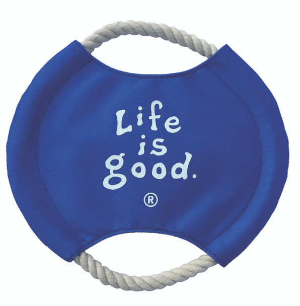 Life Is Good® Jack and Rocket Disc Dog Toy