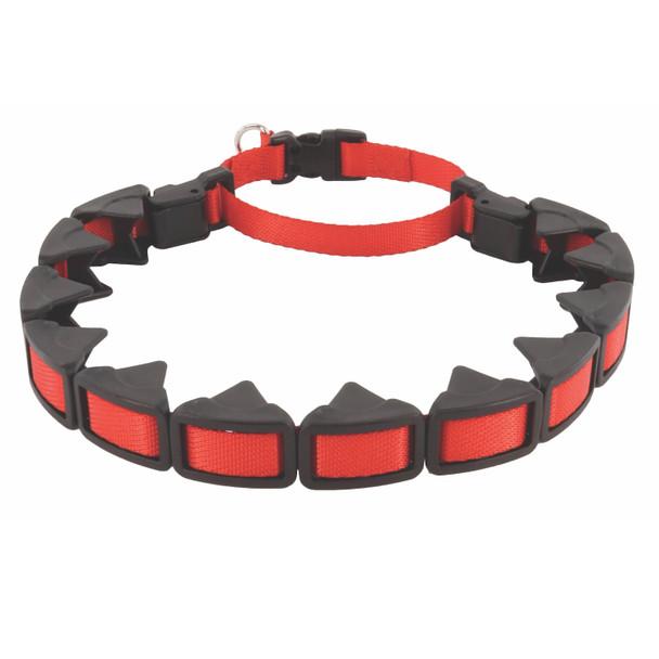 Coastal Pet Natural Control Training Collar Red
