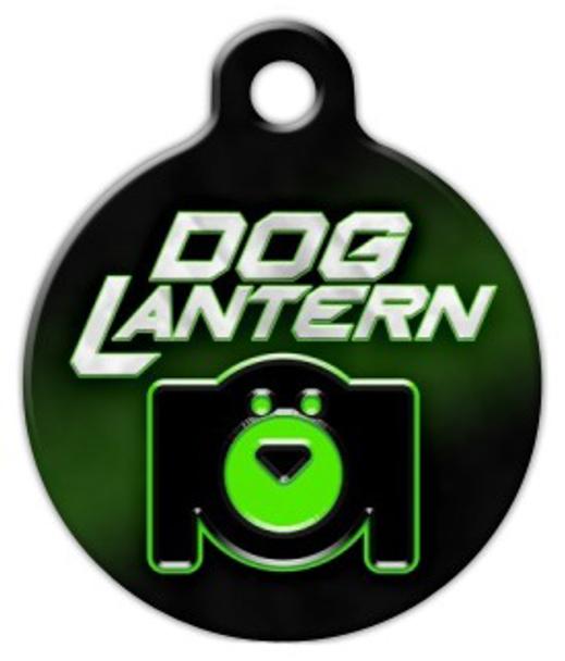 Dog Tag Art Dog Lantern Pet ID Dog Tag