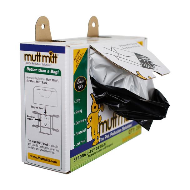 Mutt Mitt Pick Up Bags - 200 Count Box (F2710) Dispense