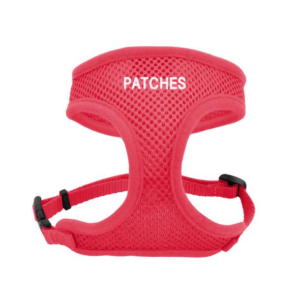 Coastal Pet Comfort Soft Adjustable Dog Harness Personalized (6313E)
