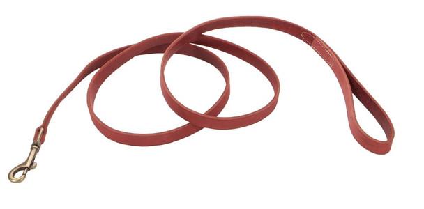 Circle T Leather Rustic Dog Leash (3045)