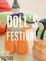 Japanese Festival of Dolls (Hina-Matsuri)