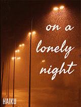 Winter Haiku: a Cold, Rainy Night