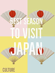 What is the best season to visit Japan?