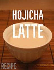How to Make Hojicha Latte at Home