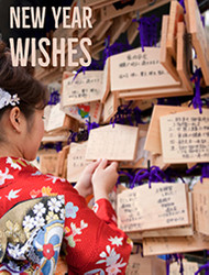 Japanese Traditions and New Year Wishes