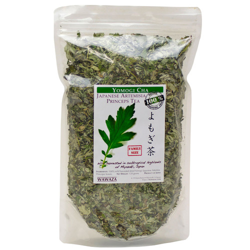 Yomogi Cha Artemisia Princeps Herbal Tea