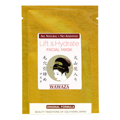 Antioxidant-rich rejuvenating mask. You will love its natural aroma too.