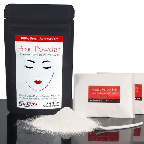 Apply directly to skin or as a facial mask. Mix in with your moisturizer, cleanser, liquid or powder cosmetics.