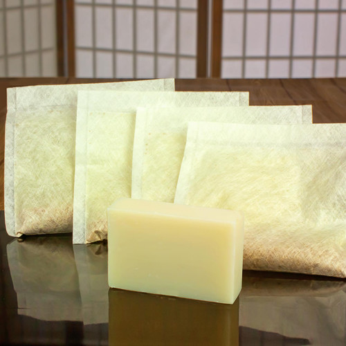 Yuzu Citron Japanese Traditional Bath Kit