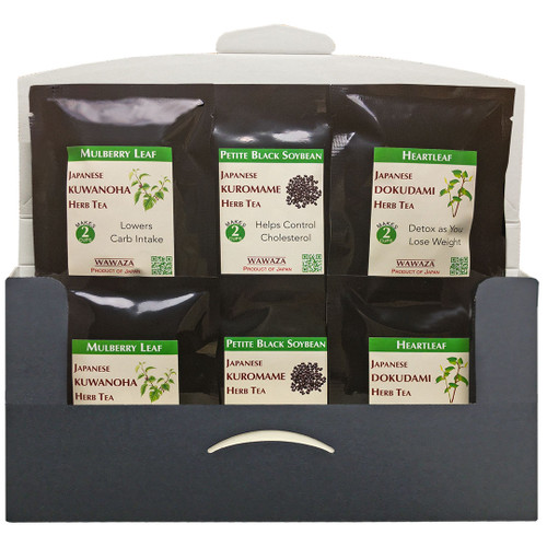Three herbal teas to control appetite, prevent fat build-up, boost immunity and detox during weight loss.