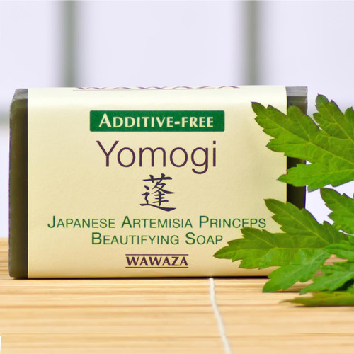 Mild, all-around Japanese traditional soap for brightening and revitalizing skin from the inside out.