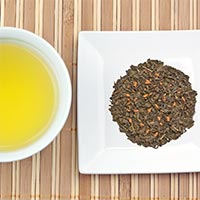 Genmaicha is very low in caffeine and suitable for all ages and even as a nightcap
