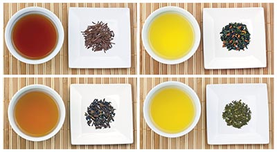 Hojicha, genmaicha, bancha, and konacha yield their best flavor steeped quickly with near boilin water.