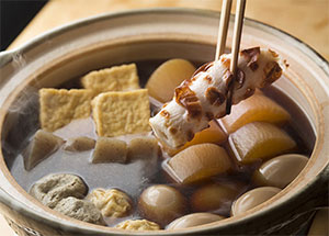 Oden one pot dish