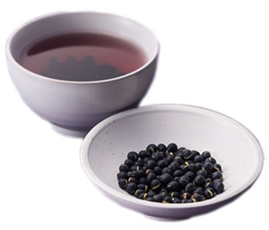 Make a cup of Kuromame Cha, and enjoy eating the beans as a savory snack.