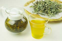 Japanese consider this traditional tea an elixir of beauty and gynecological health.