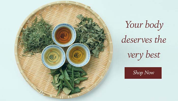 Japanese traditional herbs for weight loss, beautifying skin, allergy relief, ridding body toxins, and more. All-natural.