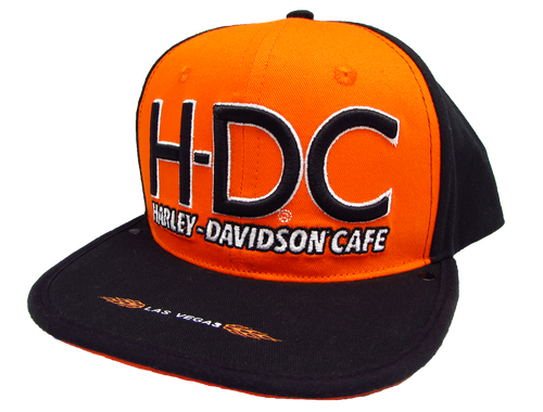 Harley-Davidson Cafe Dry Erase Flip Cap