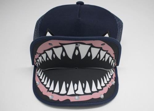 Shark Mouth Flip Cap