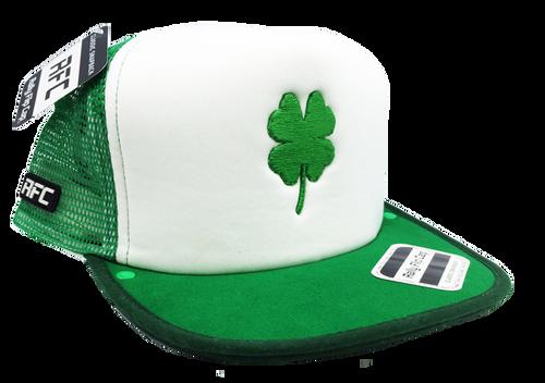 Luck of the Irish Flip Cap