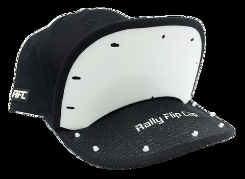 Plain White Interior Flip Cap