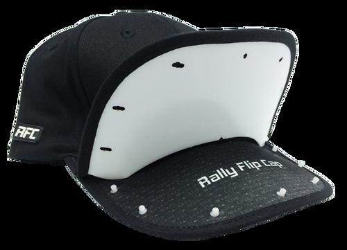 Plain Black Interior Flip Cap
