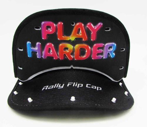 Work Hard Flip Cap