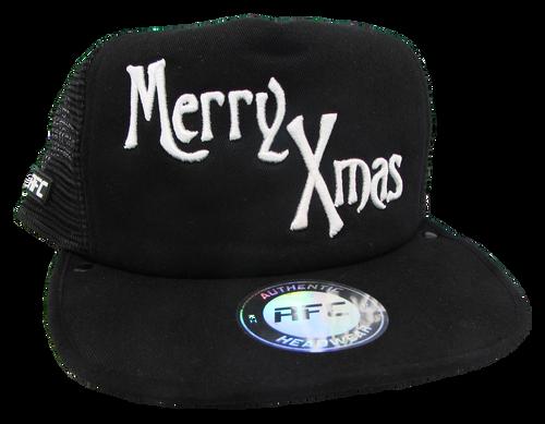 Merry Christmas Flip Cap