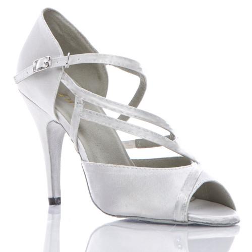Alejate - Satin Dance Shoe - Custom Made To Order - B1226