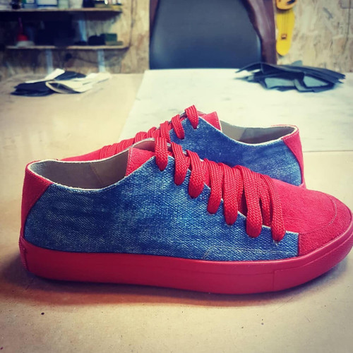 Aries - Made to Order - Dance Shoes for Men
