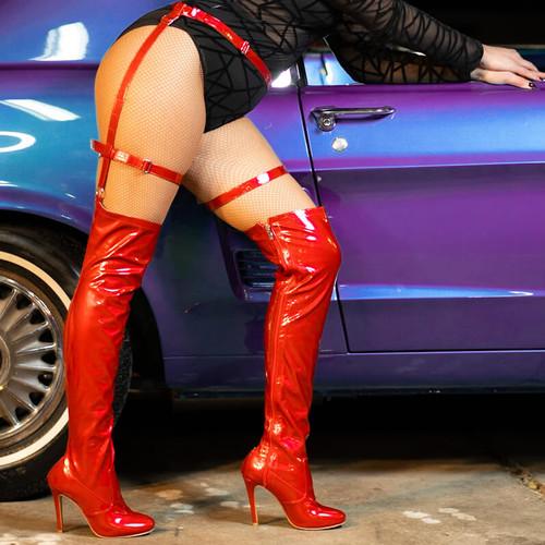 Alessia-thigh-high-red-garter-belt-boot-1
