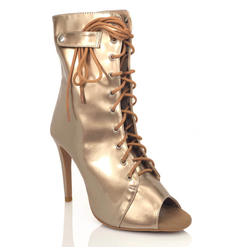 Moment-gold-metallic-lace-up-ankle-boot-1