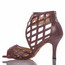 Caressa - Made to Order - Open Toe Cage Heels