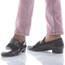 Drew - Men's Dance Loafer - Standard Heels