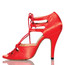Alemana - Made To Order - Open Toe Lace Up Heels