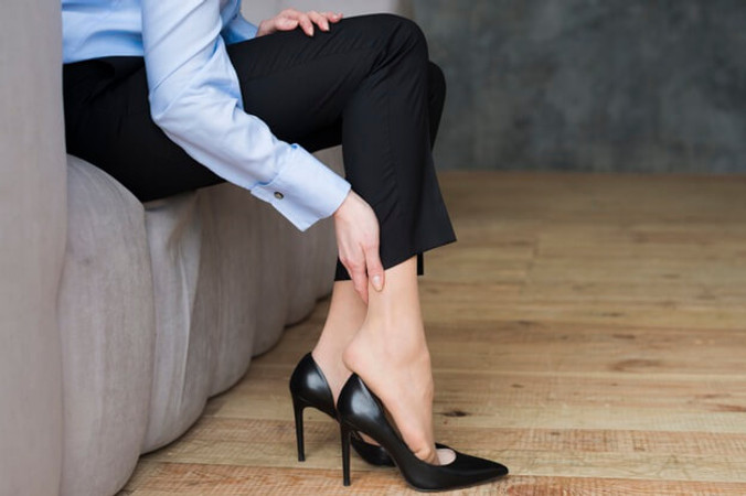 Tips For Preventing and Relieving Pain Caused by High Heels