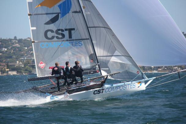 Main Sail Carbon Batten (No.1 or No.2)