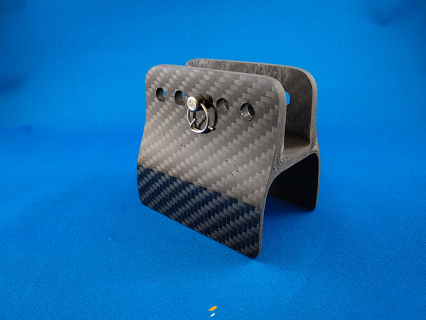 Carbon Moulded Moth Outhaul Bracket