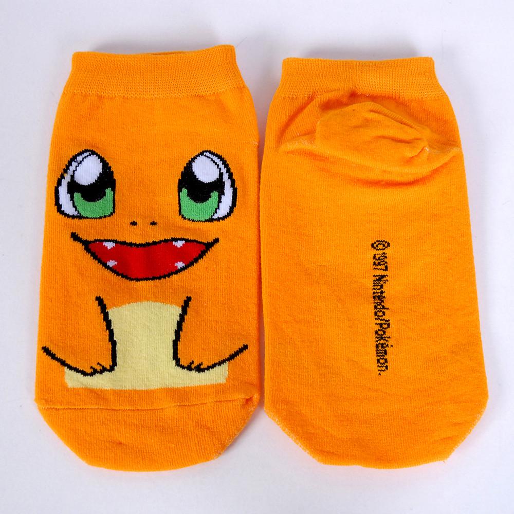 Charmander - Pokemon Socks