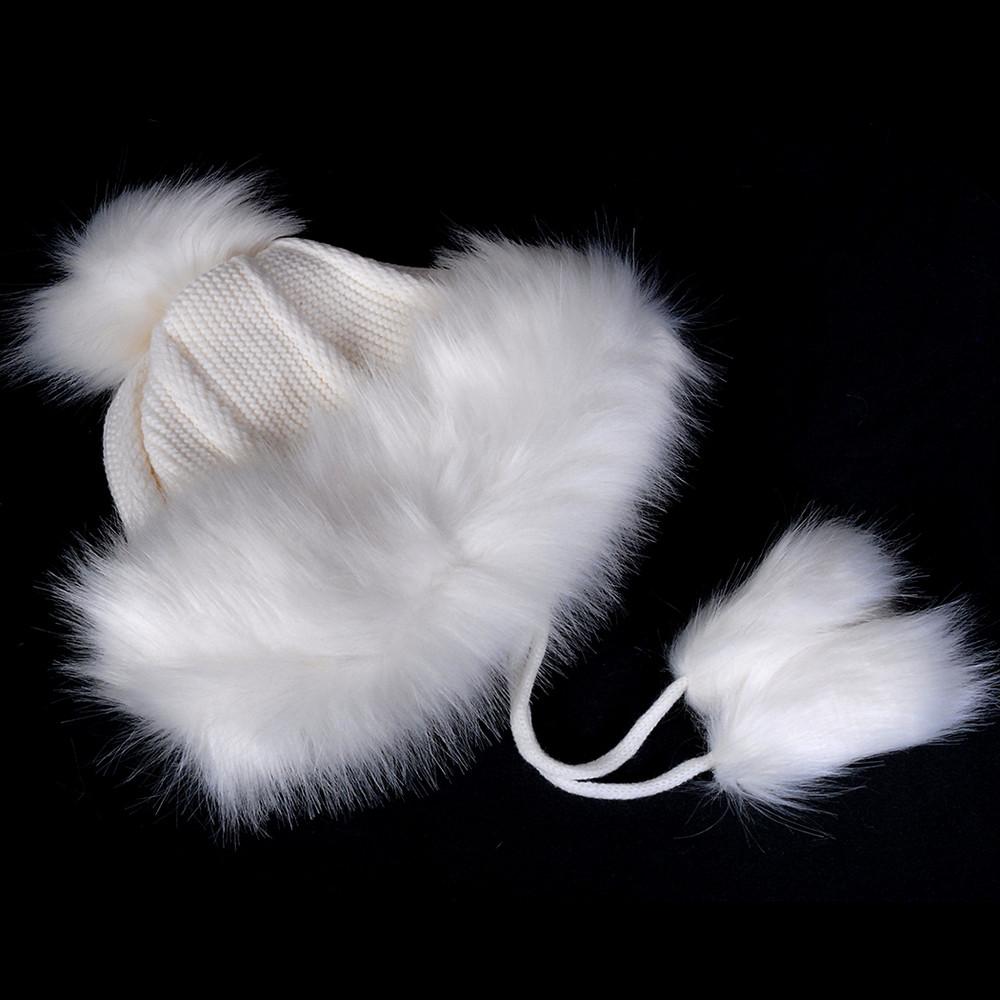 Snow Bound - Knit Hat