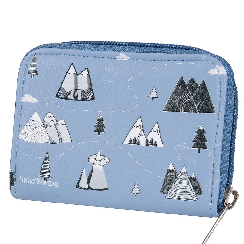 Life's Better in the Mountains - Coin and Card Purse