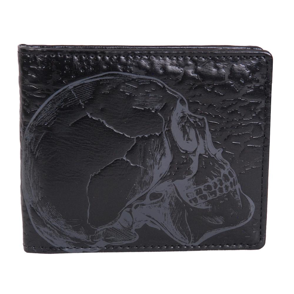 Sketched Skull - Mens Wallet