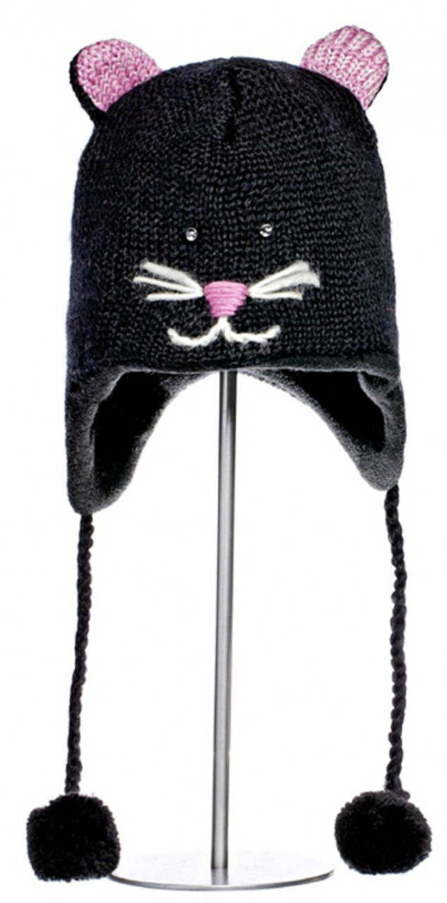 e47a013bffc Kiki the Kitty Knitted Hat for Children
