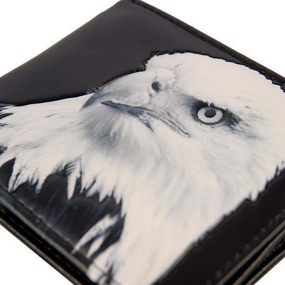 Shagwear Portefeuille pour Homme Aigle de Montagne//Mountain Eagle Mens Wallet