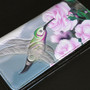 Andy Everson - Summer's Dance of the Hummingbird - Large Zipper Wallet