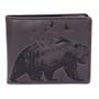 Mountain Bear  - Mens Wallet
