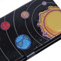 Solar System - Large Zipper Wallet