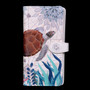 Sea Turtle - Large Zipper Wallet